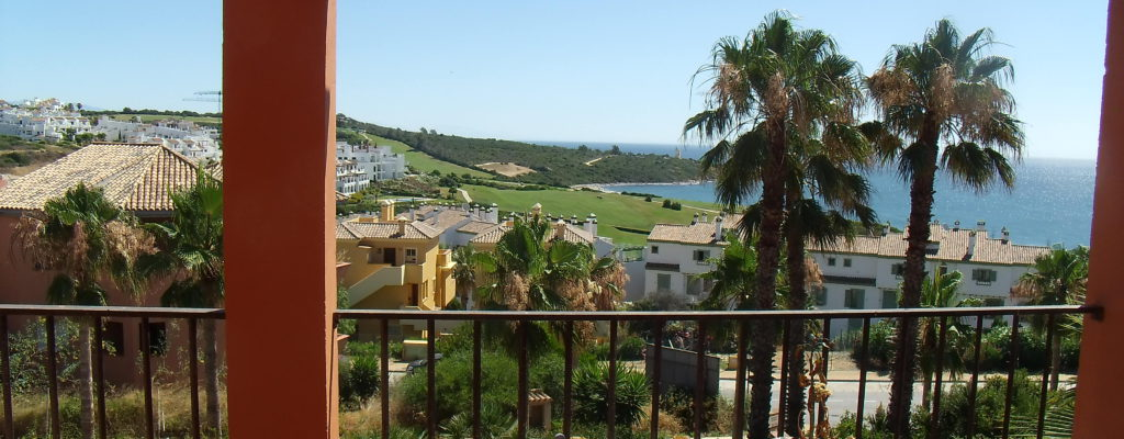 Alcaidesa vistas se alquila 600€ rent +gastos/bills ref 02406