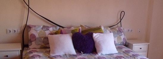La Villa Alcaidesa – 180 cm wide bed cama de 180 de ancha – Para Alquilar – To Rent – Ref 00144 Rented Alquilado